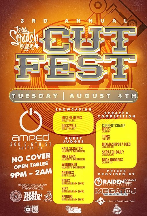 Cut Fest 2015 Promo